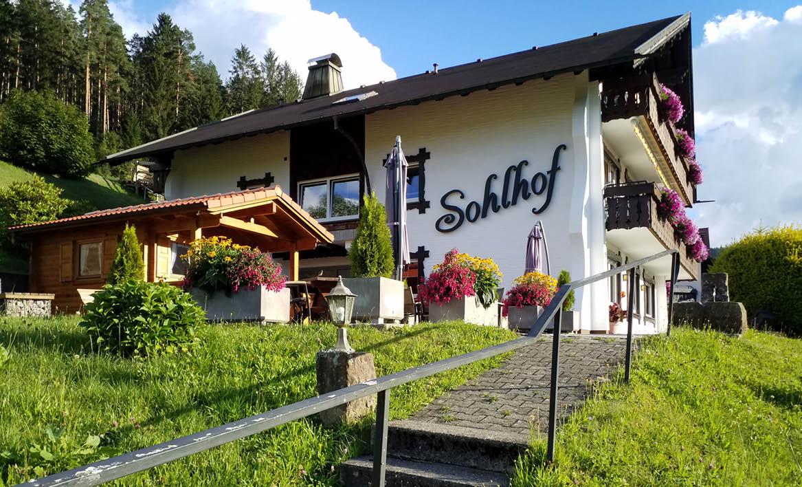 Pension Sohlhof 150820