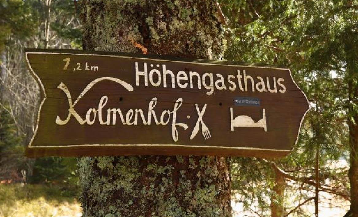 Kolmenhof Restaurant14